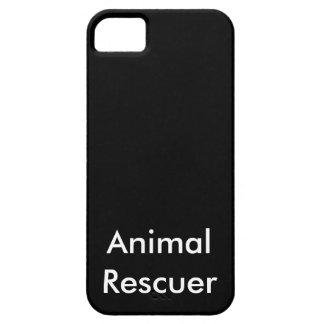 Salvador animal iPhone 5 cárcasa