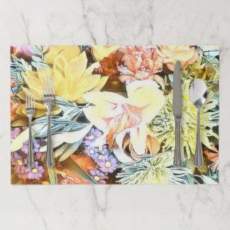 Salvamantel De Papel 1117 floral suave
