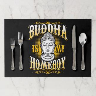 Salvamantel De Papel Buda es mi Homeboy