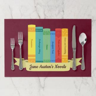 Salvamantel De Papel Las novelas de Jane Austen III