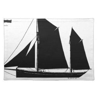 Salvamanteles 1893 tortazos navegantes - fernandes tony