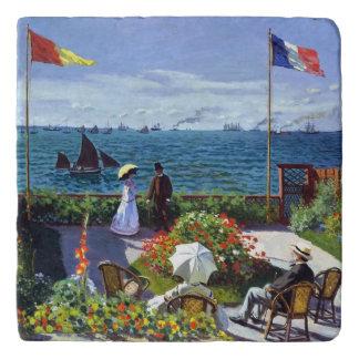 Salvamanteles À Sainte-Adresse de Jardin de Claude Monet