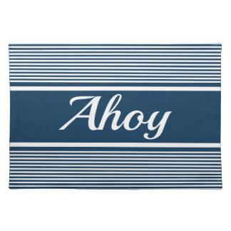 Salvamanteles Ahoy