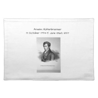 Salvamanteles Anselm Huttenbrenner 1837