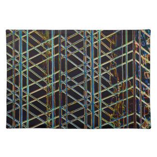 Salvamanteles Arquitectura abstracta