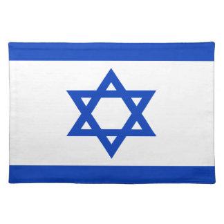 Salvamanteles ¡Bajo costo! Bandera de Israel