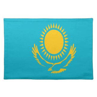 Salvamanteles ¡Bajo costo! Bandera de Kazajistán