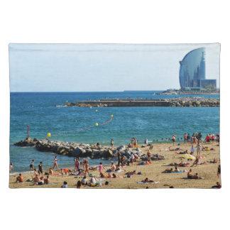 Salvamanteles Barcelona
