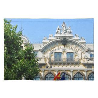 Salvamanteles Barcelona, España