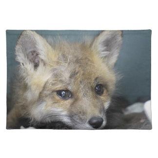 Salvamanteles Caja del teléfono del Fox