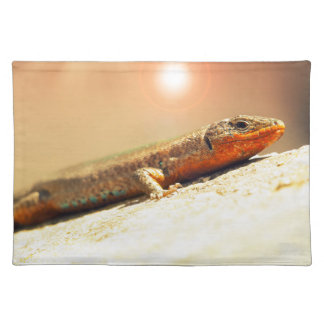 Salvamanteles Calor de Lizart