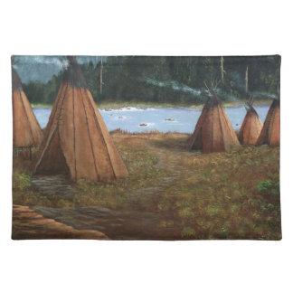 Salvamanteles Campamento de verano