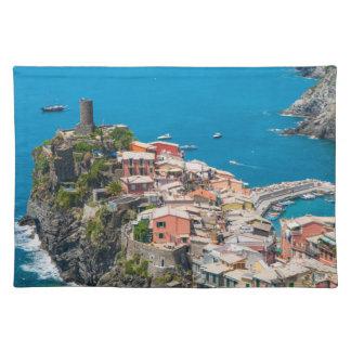 Salvamanteles Cinque Terre en Italia