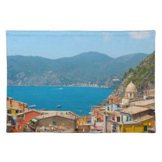 Salvamanteles Cinque Terre Italia