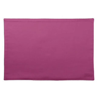 Salvamanteles Color rosado magenta armonioso optimista P29