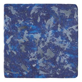 Salvamanteles Cosmos azul #3