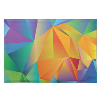 Salvamanteles cristal coloreado