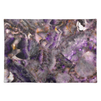 Salvamanteles cuarzo púrpura