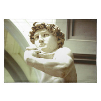 Salvamanteles David - la imagen eterna de Florencia