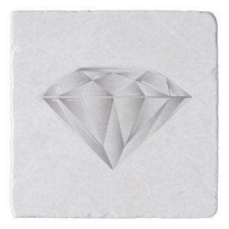 Salvamanteles Diamante blanco para mi amor