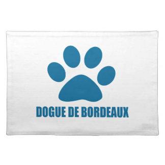 SALVAMANTELES DISEÑOS DE DOGUE DE BORDEAUX DOG