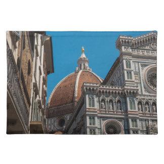 Salvamanteles Duomo de Florencia o de Firenze Italia