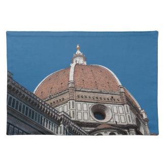 Salvamanteles Duomo en Florencia Italia