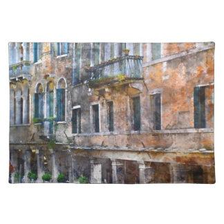 Salvamanteles Edificios de Venecia Italia