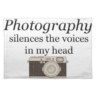 Salvamanteles el pstvimhPhotography silencia las voces en mi