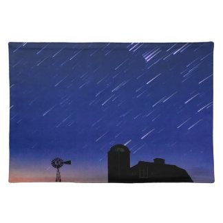 Salvamanteles Estrellas de la granja