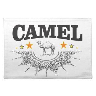 Salvamanteles estrellas del camello