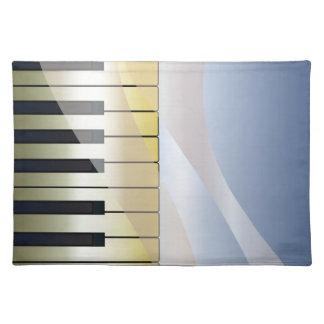 Salvamanteles Fondo abstracto de la música