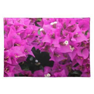 Salvamanteles Fondo fucsia púrpura del Bougainvillea
