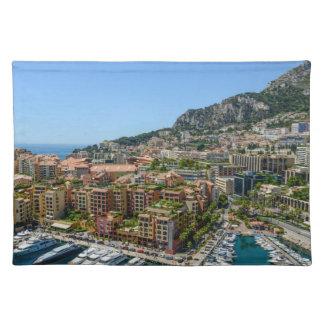 Salvamanteles Fotografía de Mónaco Monte Carlo