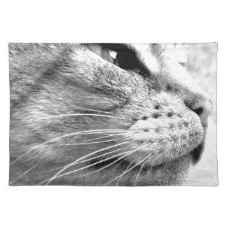 Salvamanteles Gato de Bengala