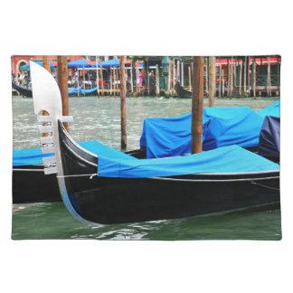 Salvamanteles Góndola en Venecia, Italia