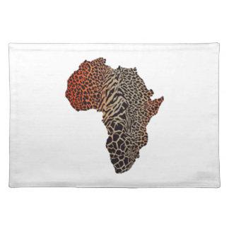 Salvamanteles Gran África