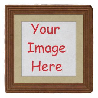 Salvamanteles Imagen impresa personalizada modificada para