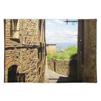 Salvamanteles Impresión de la foto de Lucca, Italia
