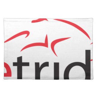 Salvamanteles Logotipo de Netrider