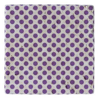 Salvamanteles Lunares púrpuras