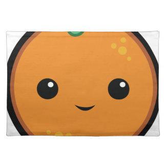 Salvamanteles Naranja lindo