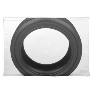 Salvamanteles Neumático de automóvil