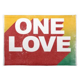 Salvamanteles one love