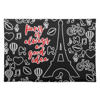 Salvamanteles París