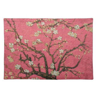 """Salvamanteles Pensamientos florales - algodón 20"""" de Placemats"""