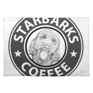 Salvamanteles perro Starbucks