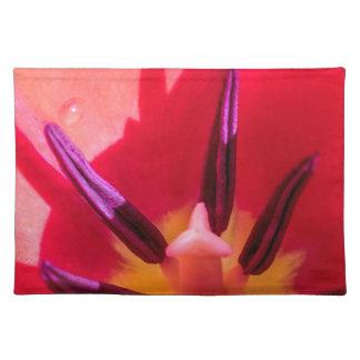 Salvamanteles Pornografía del tulipán