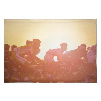 Salvamanteles Puesta del sol del Tour de France