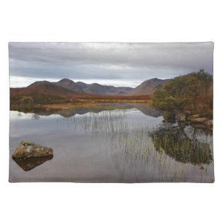 Salvamanteles Rannoch amarra, Escocia